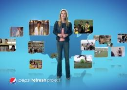 NBC Pepsi Refresh project