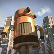 Toyminator animation 3d