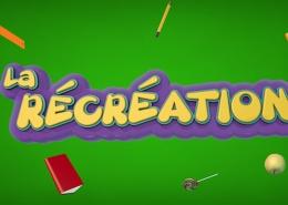Animation 3D La récréation