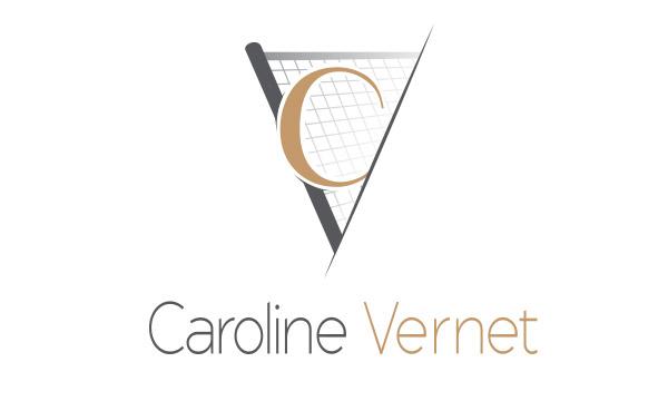 Identité visuelle Caroline Vernet